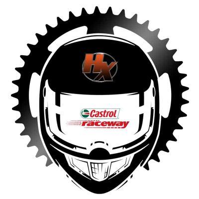 hx helmet castrol 2